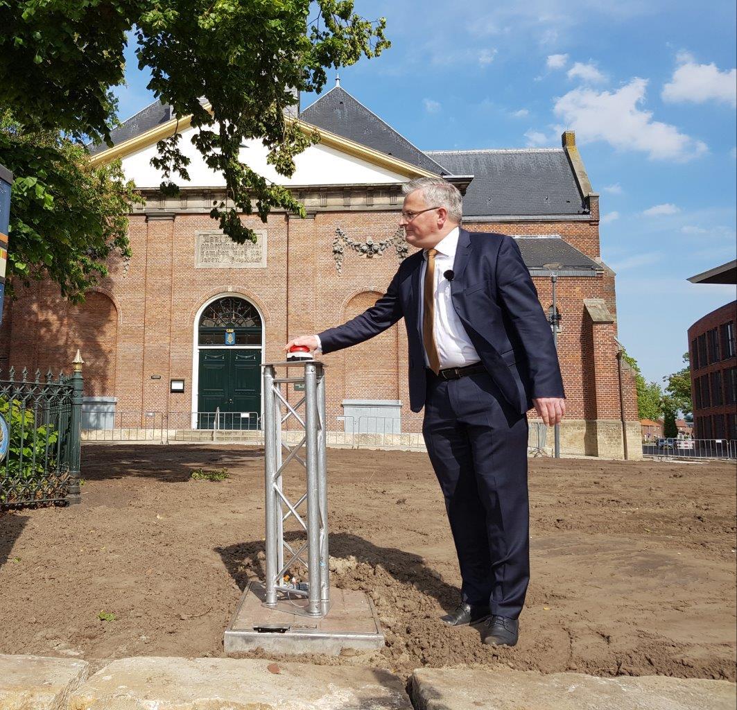 1.1 miljoen bomen erbij in Overijssel, voor elke inwoner één
